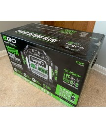 EGO 56V 3000W Nexus Portable Power Station with 2 X 7.5Ah Battery (new in box)